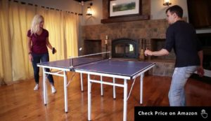 Best Ping Pong Tables for Limited Space