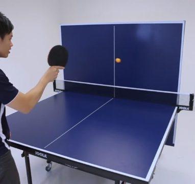 Joola inside indoor ping pong table