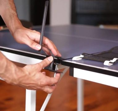 Ping Pong Table for Limited Space