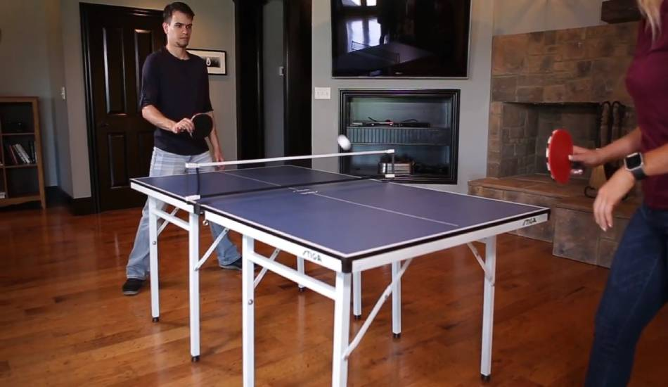 Ping Pong Tables for Limited Space