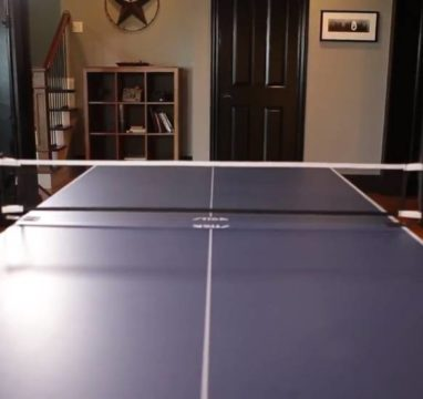 stiga space saver limited size ping pong table