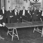 A Brief History of Ping Pong, aka, Table Tennis