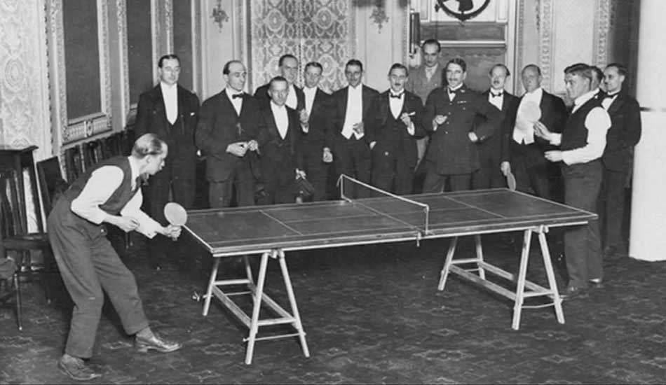 History of Table Tennis | Origin of Ping Pong (things you