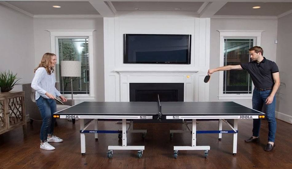 JOOLA Rally ping pong table review
