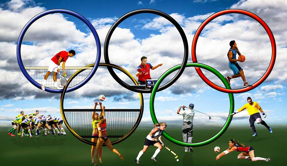 ping pong in olympics