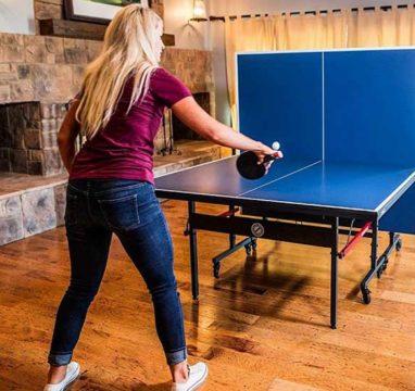 stiga advantage ping pong play