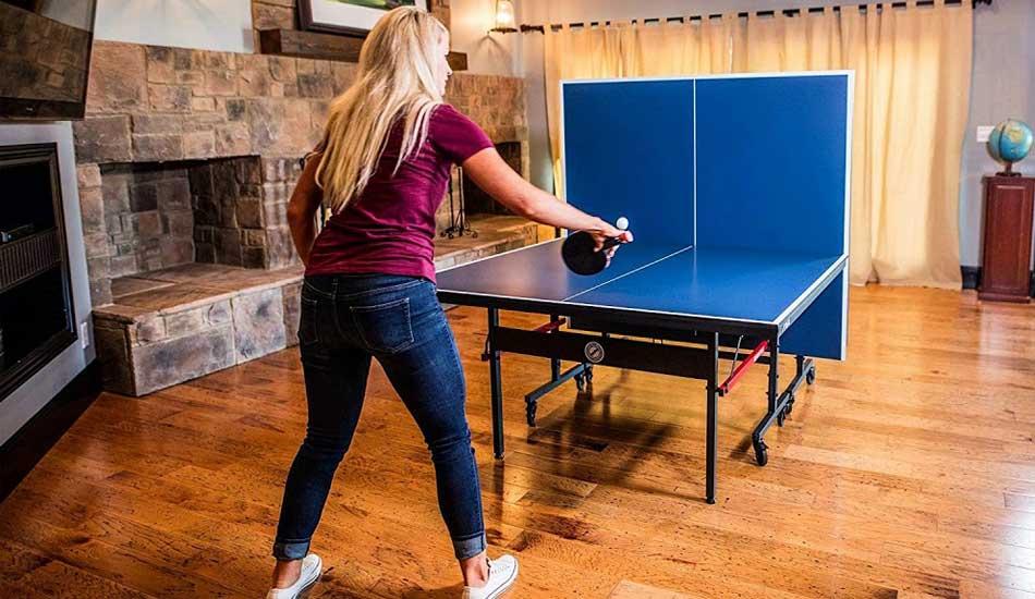 stiga advantage table tennis table
