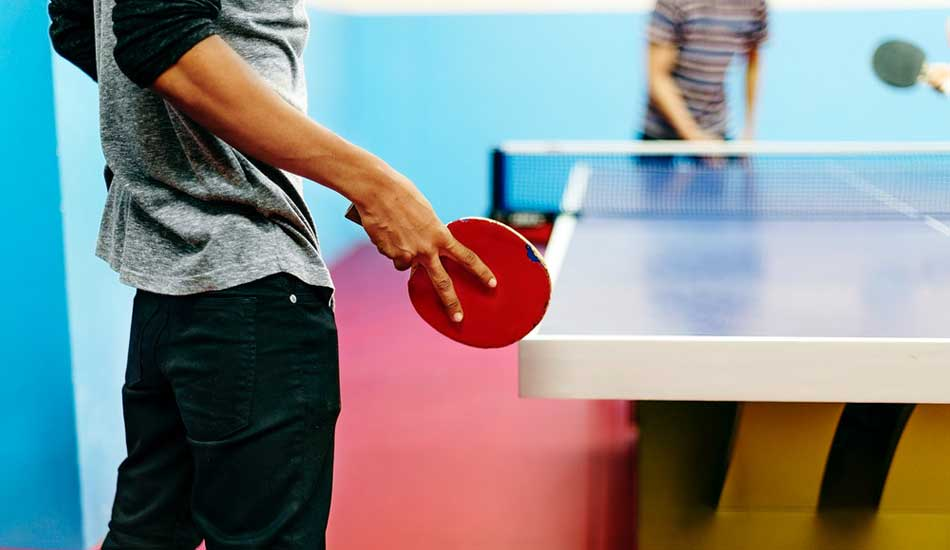 table tennis grips