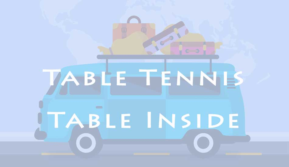 How to Transport a Ping Pong Table in Minivan or SUV?