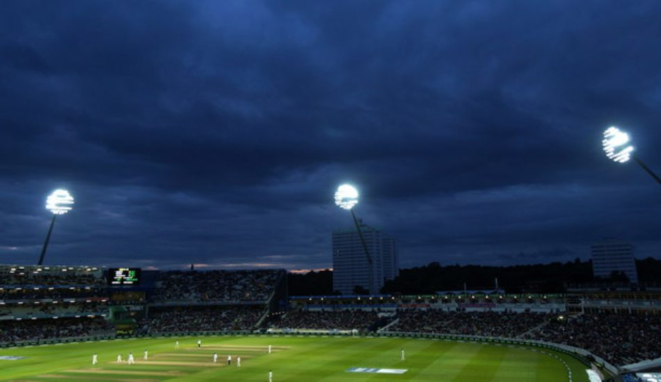 Day Night Cricket Test Match