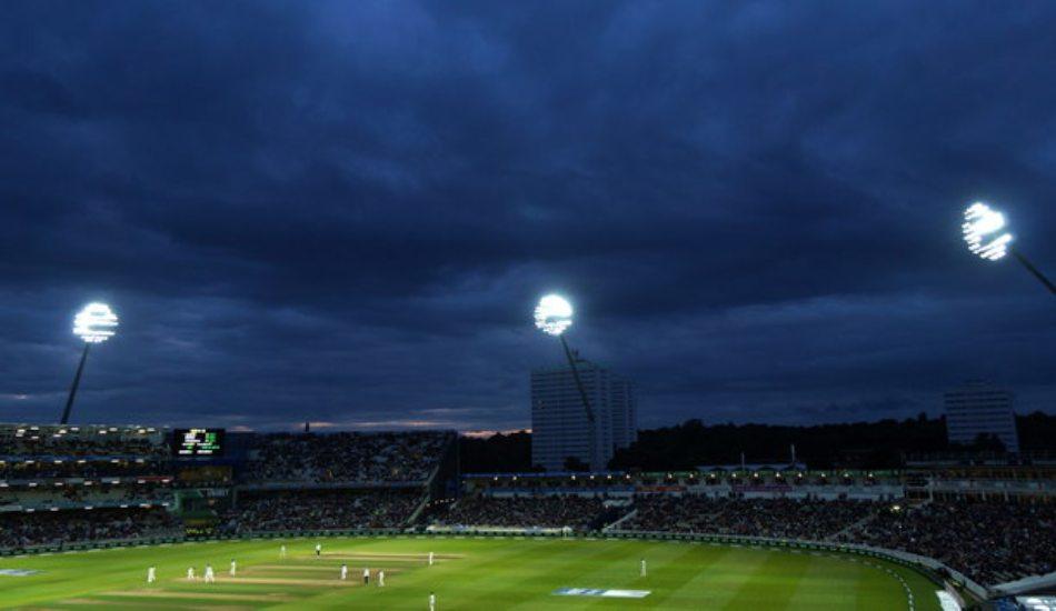 Day Night Cricket Test Match