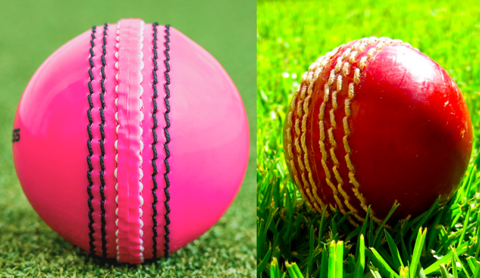 What Is The Difference Between Pink Cricket Ball Red Cricket Ball