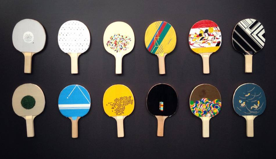 how to choose ping pong paddle