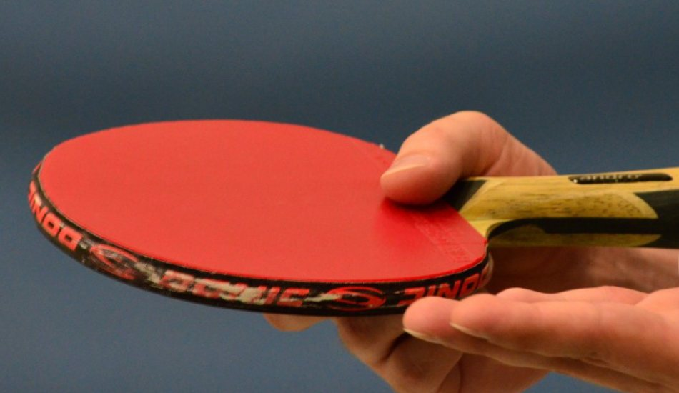 ping pong paddle dimensions