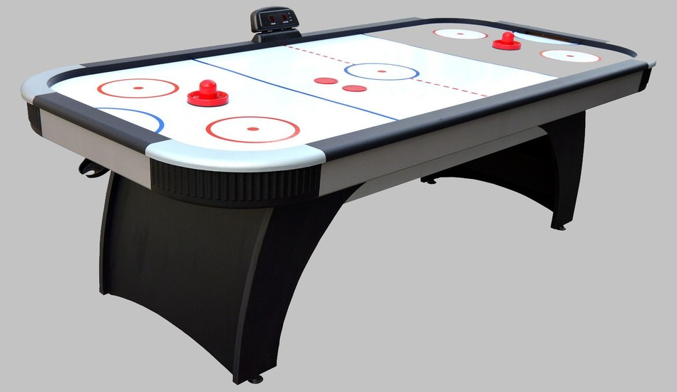 How to Clean Air Hockey Table