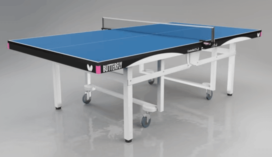 Butterfly Centrefold 25 Table Tennis Table Review