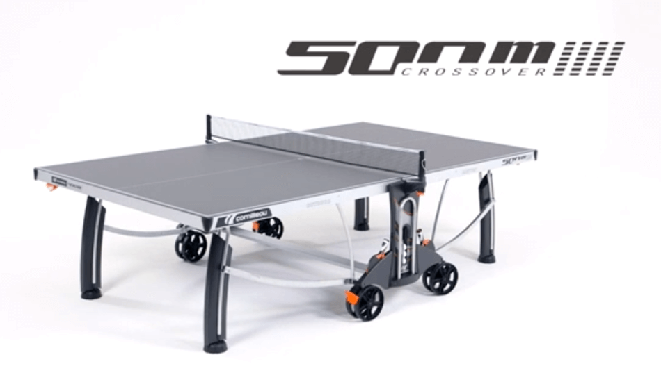 Cornilleau 500M Ping Pong Table Review