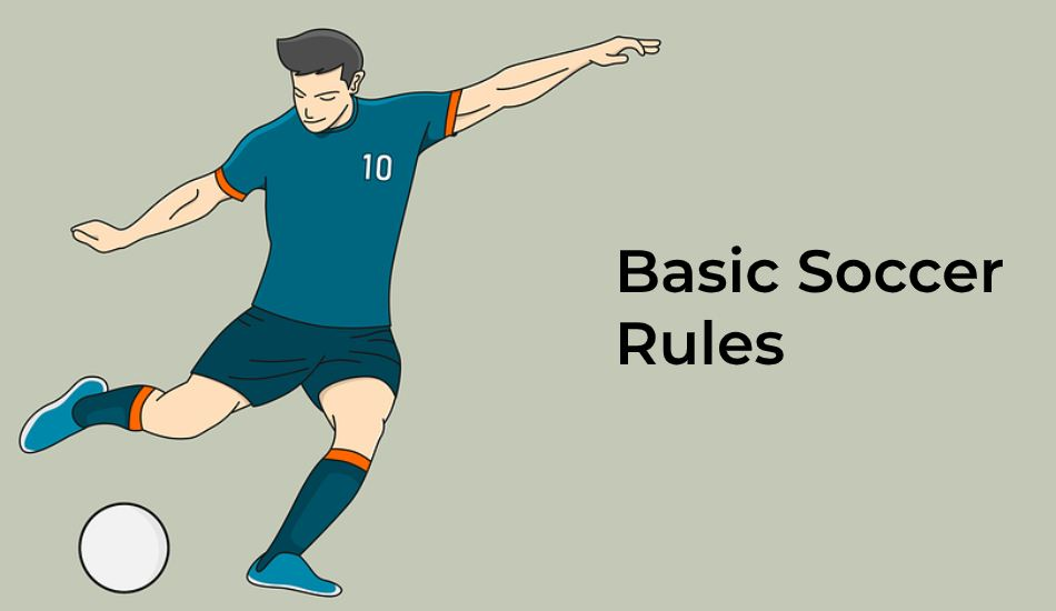 rules in soccer