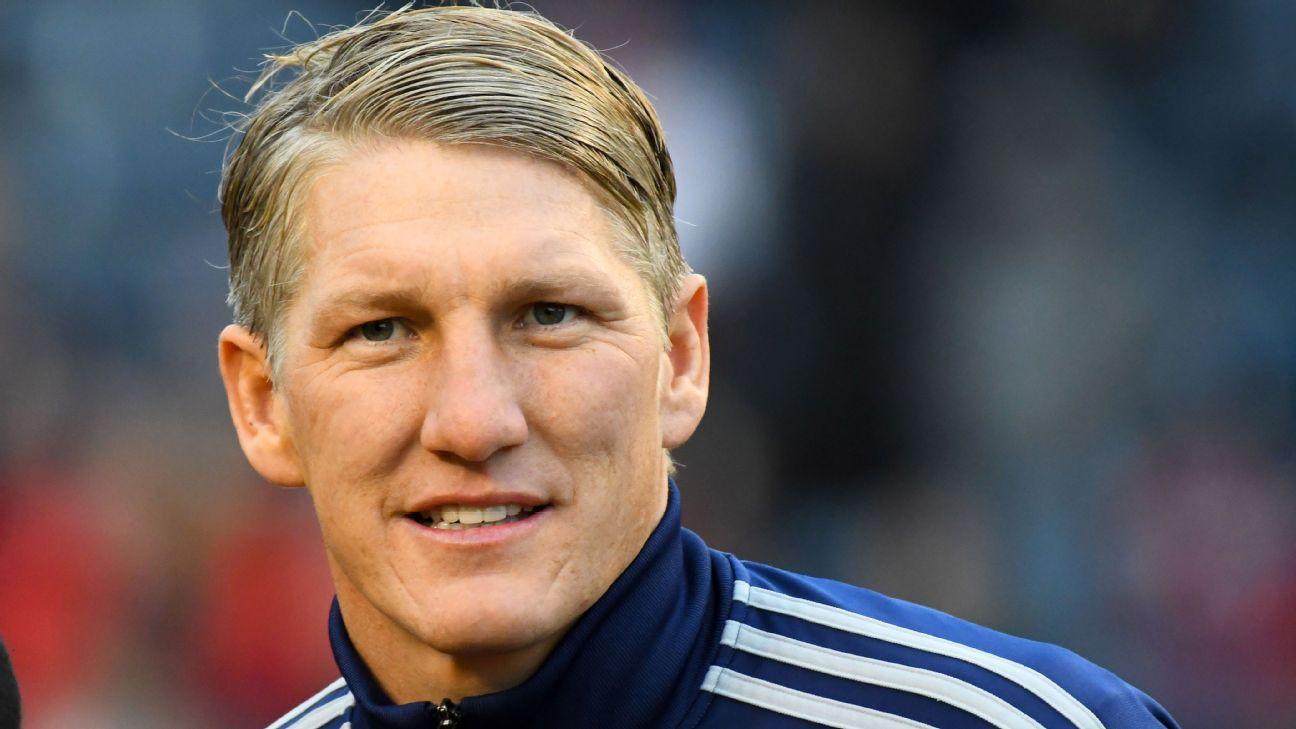 Bastian Schweinsteiger now