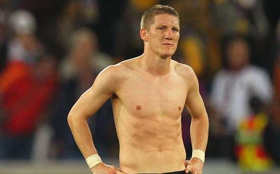 Bastian Schweinsteiger then