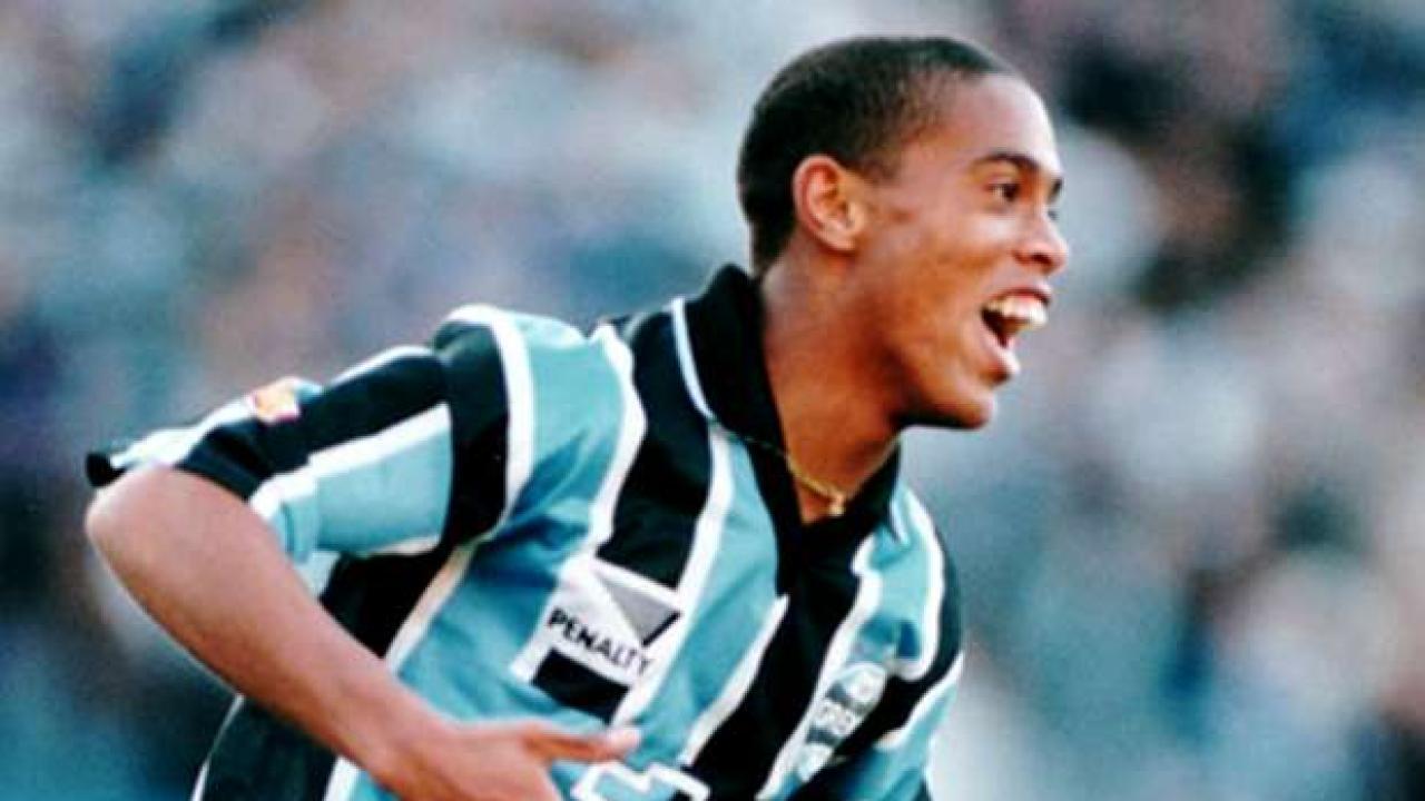 Ronaldinho then