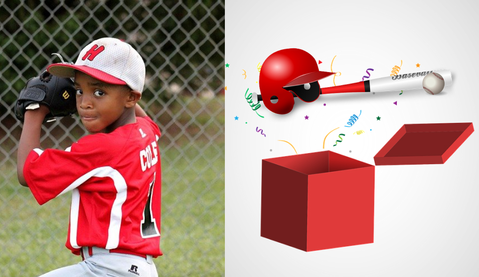 baseball gifts for kids