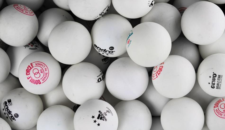 Ping Pong Balls Sizes