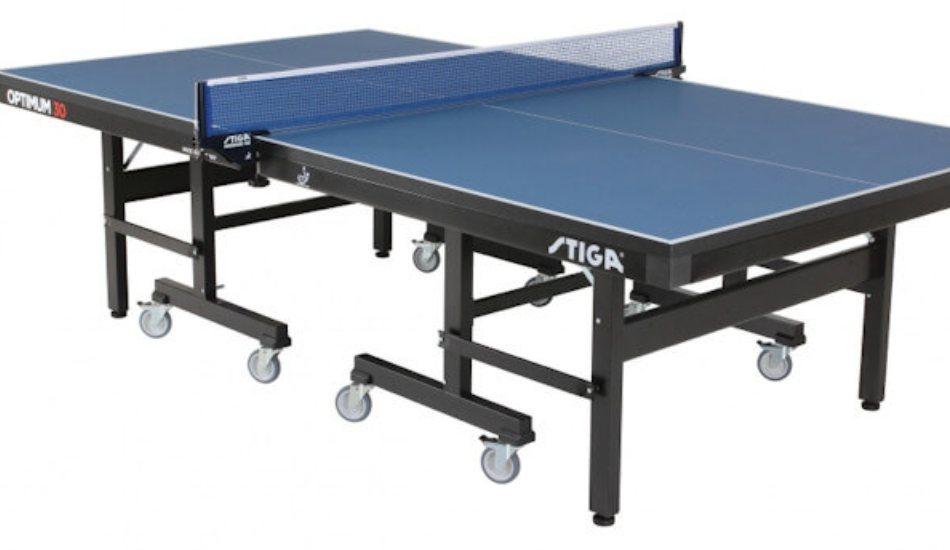 STIGA OPTIMUM TABLE TENNIS TABLE REVIEW